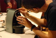 Reparatur im Repair Cafe