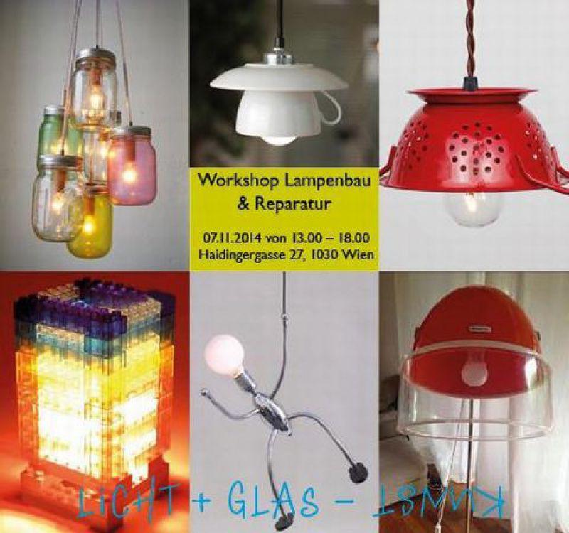 alte lampen reparieren