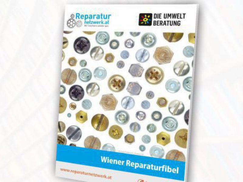 Wiener Reparaturfibel Reparaturnetzwerk Wien